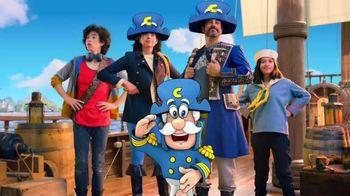 Cap'n Crunch TV Spot, 'Be the Cap'n' - Thumbnail 7