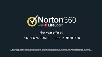 Norton 360 With LifeLock TV Spot, 'Hackers V1' - Thumbnail 7