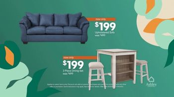 Ashley HomeStore Lowest Prices of the Season TV Spot, 'Ends Monday: Sofa and Dining Set' - Thumbnail 4