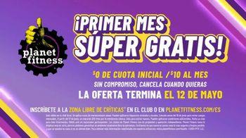 Planet Fitness TV Spot, 'Súper gratis' [Spanish] - Thumbnail 6