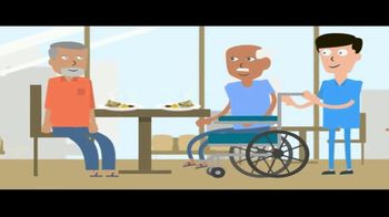 Universal Metro Asian Services TV Spot, 'Senior Homecare and Adult Day Care Services'