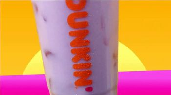 Dunkin' Coconut Refreshers TV Spot, 'Do What Feels Bright' - Thumbnail 1