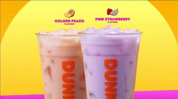 Dunkin' Coconut Refreshers TV Spot, 'Do What Feels Bright' - Thumbnail 5