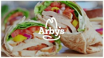 Arby's Creamy Mediterranean Chicken Wrap TV Spot, 'Perfect Combo' Song by YOGI - Thumbnail 10