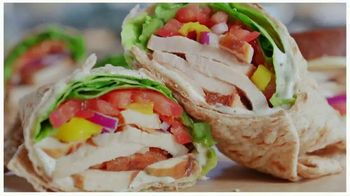 Arby's Creamy Mediterranean Chicken Wrap TV Spot, 'Perfect Combo' Song by YOGI - Thumbnail 9