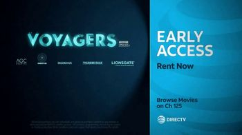 DIRECTV Cinema TV Spot, 'Voyagers' - Thumbnail 9