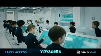 DIRECTV Cinema TV Spot, 'Voyagers' - Thumbnail 3