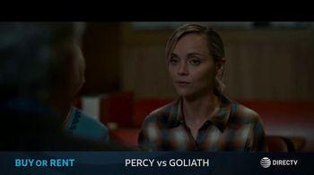 DIRECTV Cinema TV Spot, 'Percy vs Goliath' - Thumbnail 5