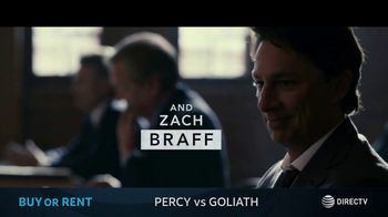 DIRECTV Cinema TV Spot, 'Percy vs Goliath' - Thumbnail 6