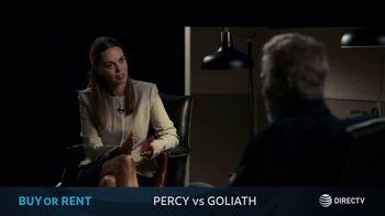 DIRECTV Cinema TV Spot, 'Percy vs Goliath' - Thumbnail 7