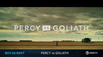 DIRECTV Cinema TV Spot, 'Percy vs Goliath' - Thumbnail 8