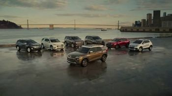 Chevrolet TV Spot, 'Family of SUVs: Drive Safe' Song by Shane Alexander [T1] - Thumbnail 6