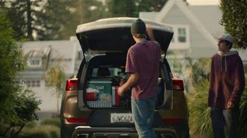 Chevrolet TV Spot, \'Family of SUVs: Drive Safe\' Song by Shane Alexander [T1]