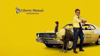 Liberty Mutual TV Spot, 'LiMu Emu and Doug: Grilling Out' - Thumbnail 1
