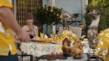 Liberty Mutual TV Spot, 'LiMu Emu and Doug: Grilling Out' - Thumbnail 3