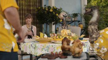 Liberty Mutual TV Spot, 'LiMu Emu and Doug: Grilling Out' - Thumbnail 7