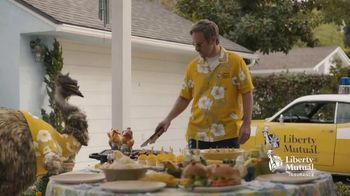 Liberty Mutual TV Spot, 'LiMu Emu and Doug: Grilling Out' - Thumbnail 8