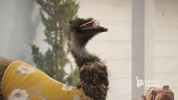 Liberty Mutual TV Spot, 'LiMu Emu and Doug: Grilling Out' - Thumbnail 9
