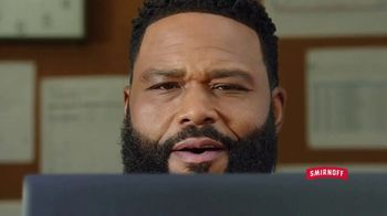 Smirnoff Red White & Berry Seltzer TV Spot, 'Flavor on 100. Sugar on Zero.' Featuring Anthony Anderson - Thumbnail 1