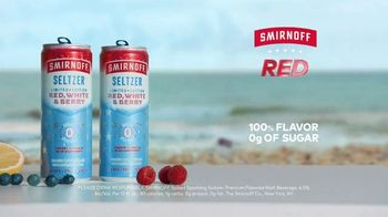 Smirnoff Red White & Berry Seltzer TV Spot, 'Flavor on 100. Sugar on Zero.' Featuring Anthony Anderson - Thumbnail 10