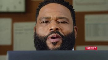 Smirnoff Red White & Berry Seltzer TV Spot, 'Flavor on 100. Sugar on Zero.' Featuring Anthony Anderson - Thumbnail 2