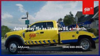 AAA Roadside Assistance TV Spot, 'A Downward Trend' - Thumbnail 10