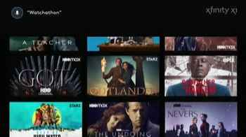 XFINITY TV Spot, 'Watchathon: Stay Caught Up' - Thumbnail 10