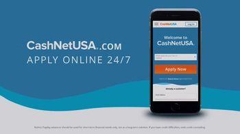 CashNetUSA TV Spot, 'Be a Hero: Manage Your Bills' - Thumbnail 8