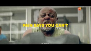 Advil TV Spot, 'Don't Listen to Pain' - Thumbnail 7