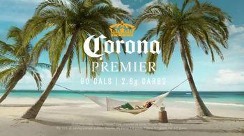 Corona Premier TV Spot, 'Small Goals' Featuring Zoe Saldana, Song by Durand Jones, The Indications - Thumbnail 9