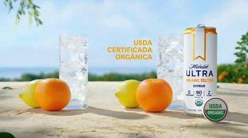 Michelob ULTRA Organic Seltzer Citrus TV Spot, 'Con verdadero jugo de fruta' [Spanish] - Thumbnail 6