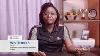 Coursera TV Spot, 'Mary-Brenda Bachelor's' - Thumbnail 1