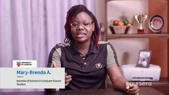 Coursera TV Spot, 'Mary-Brenda Bachelor's' - Thumbnail 2