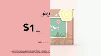 FabFitFun TV Spot, 'Summer Box: Tote, Rae Dunn: $10 Off' - Thumbnail 10