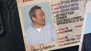 U.S. Department of Homeland Security TV Spot, 'Real ID: Jetsetter James'