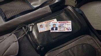 U.S. Department of Homeland Security TV Spot, 'Real ID: Jetsetter James' - Thumbnail 1