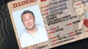 U.S. Department of Homeland Security TV Spot, 'Real ID: Jetsetter James' - Thumbnail 8