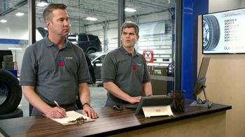 National Tire & Battery TV Spot, 'Two Advisors: No Surprise: $100 Mail-in Rebate'