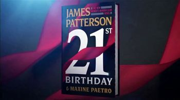 James Patterson and Maxine Paetro
