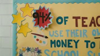Box Tops For Education TV Spot, 'Back to School: Full Potential'