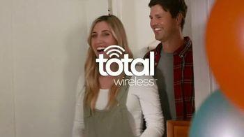 Total Wireless TV Spot, 'Virtual Baby Shower' - Thumbnail 2