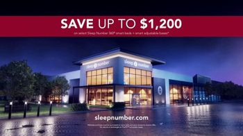 Sleep Number 360 Smart Bed TV Spot, 'Weekend Special: Save $1,200' - Thumbnail 7