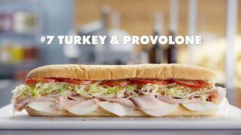 Jersey Mike's Turkey & Provolone TV Spot, 'Turkey Resume' - Thumbnail 9