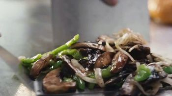 Jersey Mike's Grilled Portabella Mushroom & Swiss TV Spot, 'Dedicate Five Seconds'