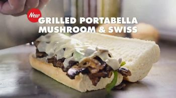 Jersey Mike's Grilled Portabella Mushroom & Swiss TV Spot, 'Dedicate Five Seconds' - Thumbnail 9