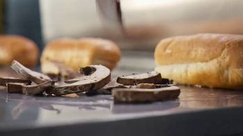 Jersey Mike's Grilled Portabella Mushroom & Swiss TV Spot, 'Dedicate Five Seconds' - Thumbnail 2