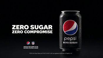 Pepsi Zero Sugar TV Spot, 'Finally Hear You Through the TV' - Thumbnail 6