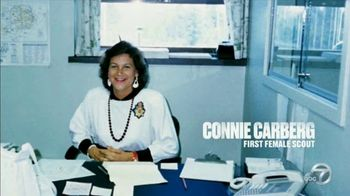 NFL TV Spot, 'Connie Carberg: Pioneer' - 2 commercial airings