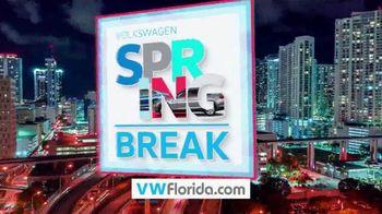 Volkswagen Sign Then Drive Event TV Spot, 'Spring Break: Break Away Leasing' [T2] - Thumbnail 2