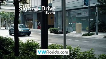 Volkswagen Sign Then Drive Event TV Spot, 'Spring Break: Break Away Leasing' [T2] - Thumbnail 3